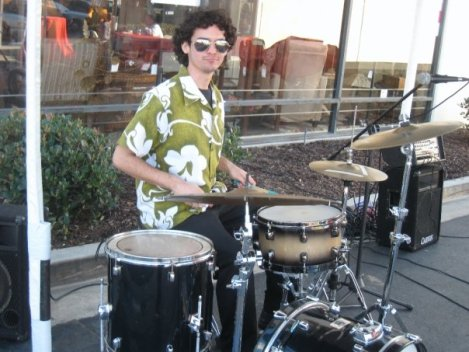 gabe drums
